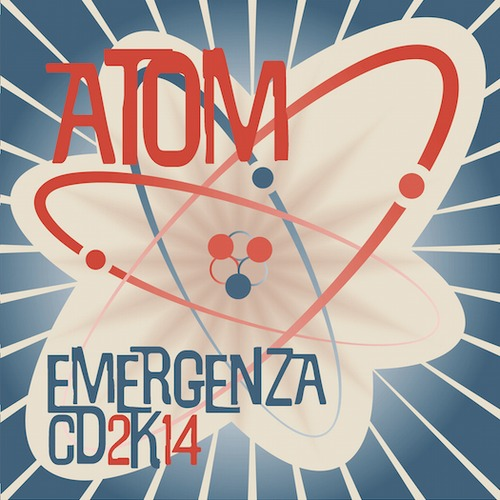 Emergenza CD 2014 Artwork